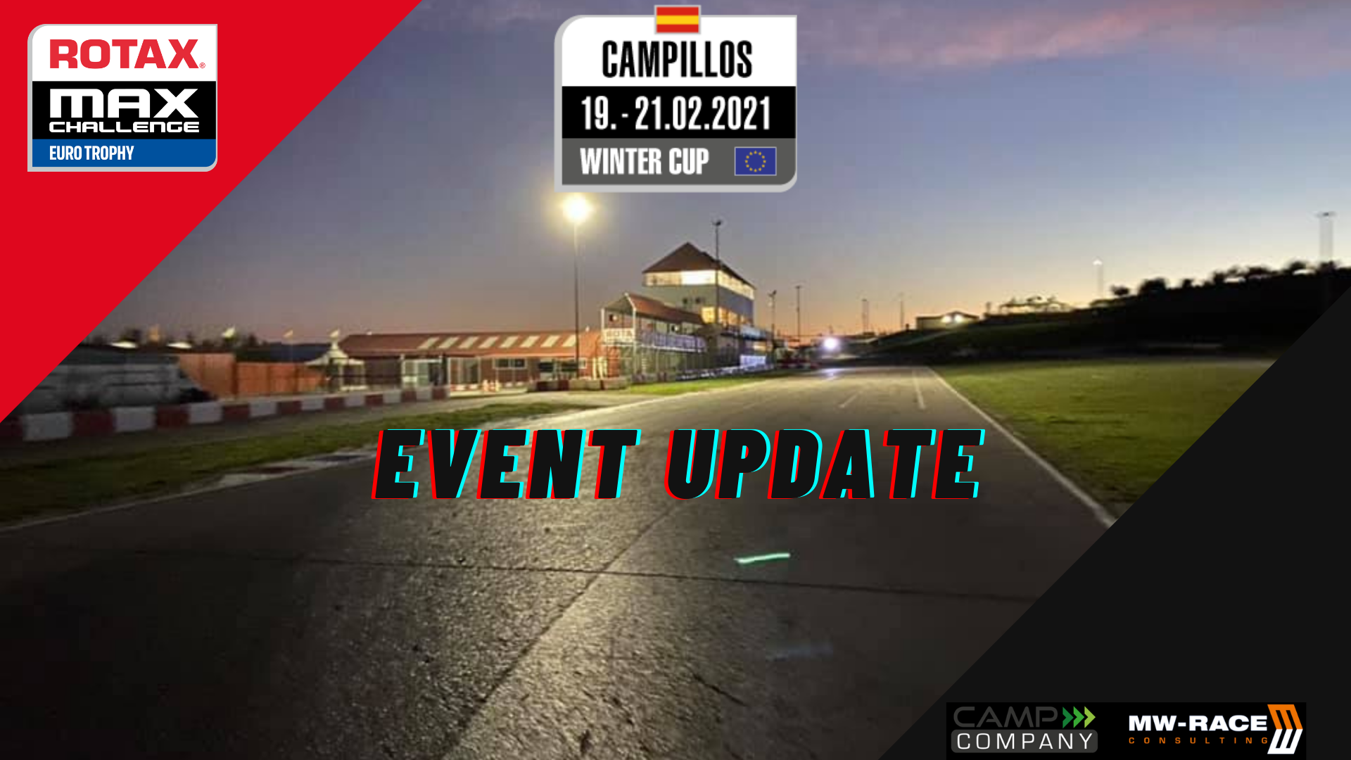 ROTAX MAX Euro Trophy – Update