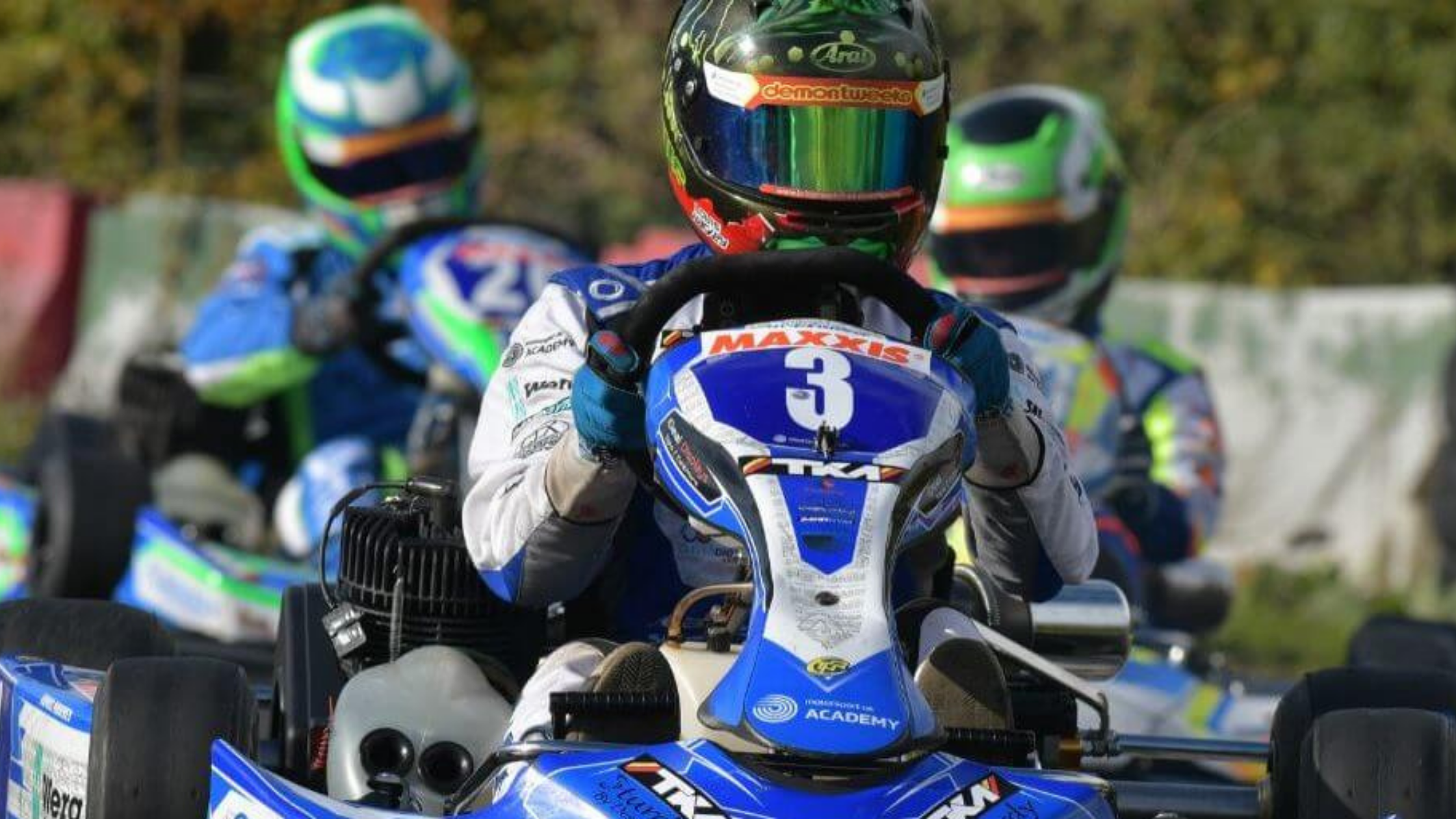 Read more about the article First calendar of 2021 British Kart Championships announced